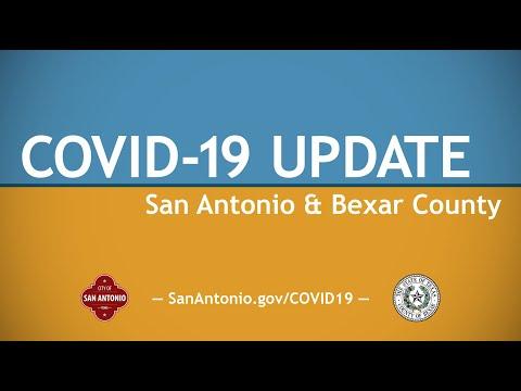 COIVD-19 Update San Antonio And Bexar County 04/13/20