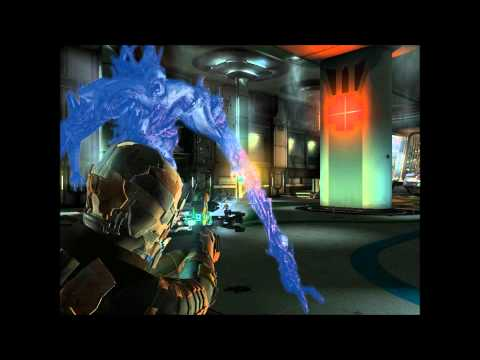 Dead Space 2 - End of Chapter 1 boss |
