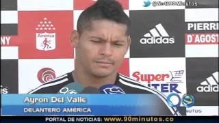 Enero 29 de 2016  América hará su presentación oficial mañana ante Liga de Quito