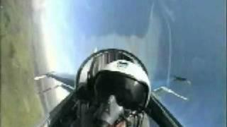 Volando en el SU 27