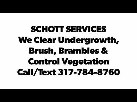 Vegetation and Undergrowth Maintenace and Control by Schott Services