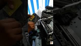 Hp laserjet 2055dn 52 scanner error then turn off then turn on 🔨🔧