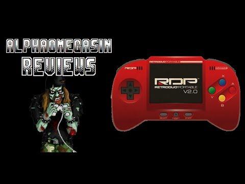 AlphaOmegaSin Reviews The Retro Duo Portable V2.0