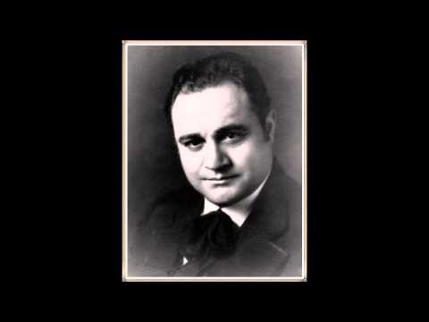 "Tenore BENIAMINO GIGLI - (C.Gounod)  ""Ave Maria""  (Live 1951)"