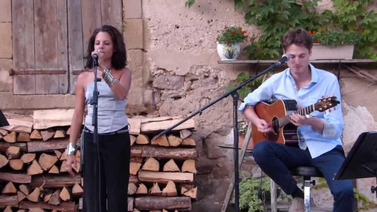 Duo accord le vent nous portera cover noir d sir villeneuvette aout 2013 youtube - Le vent nous portera guitare ...