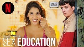 O QUE EU ACHEI DE SEX EDUCATION | Dora Figueiredo