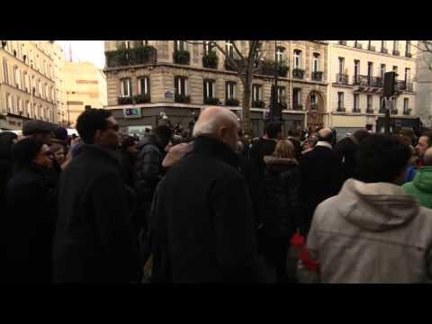 PM Netanyahu Participates in Paris Solidarity Rally