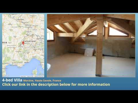 4-bed Villa for Sale in Morzine, Haute Savoie, France on frenchlife.biz