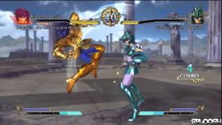 Saint Seiya Brave Soldiers: Online Matches #1