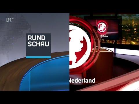 BR Rundschau / Hart van Nederland, Plagiarism?