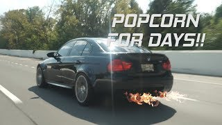 Modified bmw e90 m3 review  || the loudest bmw m3 on earth