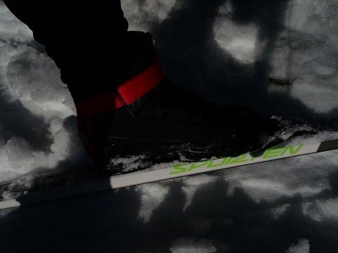 Backcountry lyže Sporten