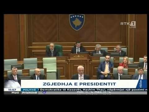 Nis seanca për zgjedhjen e Presidentit - 26.02.2016 - Klan Kosova