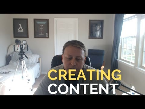Creating Content - Ask a Dev with Dylan Israel thumbnail
