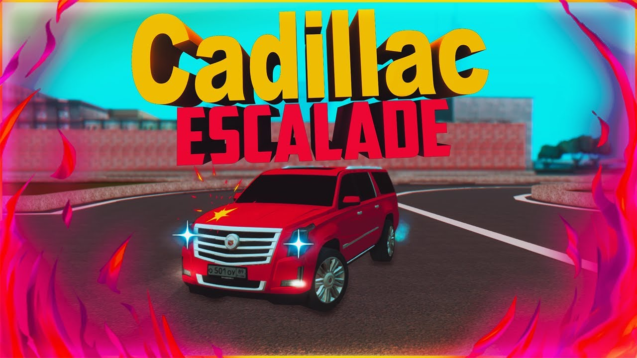 Обзор машины Cadillac Escalade в МТА