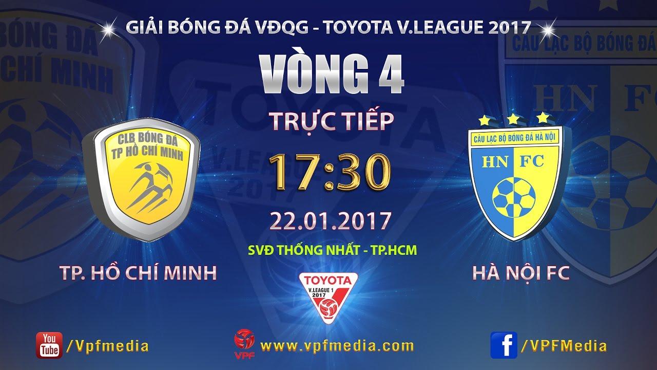 TP Hồ Chí Minh vs Hà Nội _ 22-01-2017