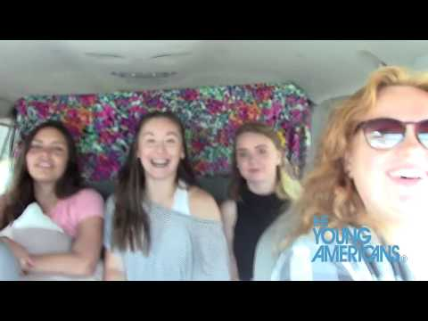 VanPool Karaoke! with Emily + Melissa + Katie + Taylor + Chloe + Bree
