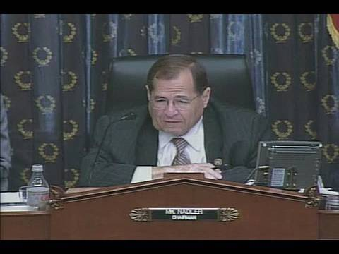 Nadler Questions Witnesses on Reforms to the USA PATRIOT Act