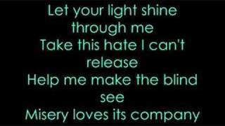 The Red Jumpsuit Apparatus- Misery Loves Its Company