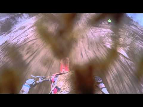 Mepal MX - On Board with James Phare CR125 5th January Session 2 RAW