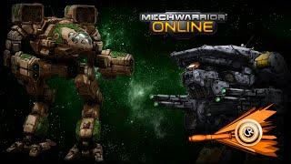Mechwarrior Online - Dire Wolf Gameplay