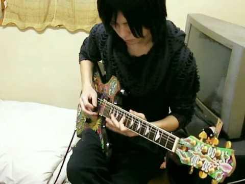 【X JAPAN】 Silent Jealousy Guitar Cover