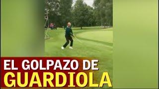 La locura que hizo Guardiola al golf | Diario AS