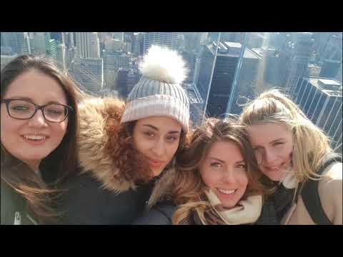 New York Mars 2018