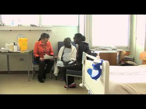 Rural Health Education Foundation Teaching Clip 7: Supporting Patients in Hospital
