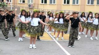 23 Nisan Dans Gosterisi Çak Bi Selam Canım Baksana