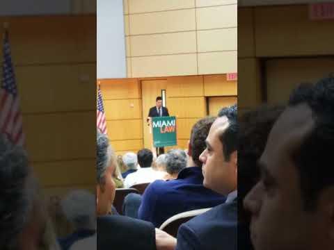 """Sergio Moro """"legitimates the plot"""" at UM 19th April 1/5"""