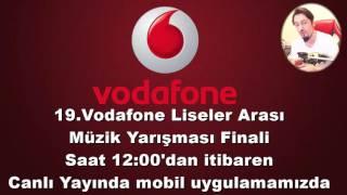 Vodafone Freezone 19. Liselerarası Müzik yarışması başlıyor!#SeviyorsanÇıkSöyle
