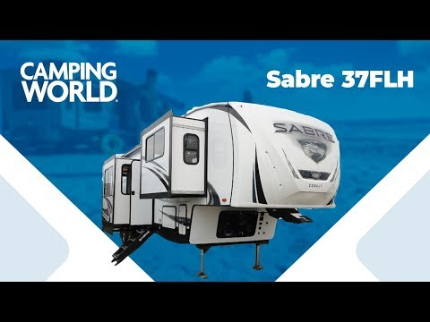 2020 Sabre 37FLH | 5th Wheel - RV Review: Camping World