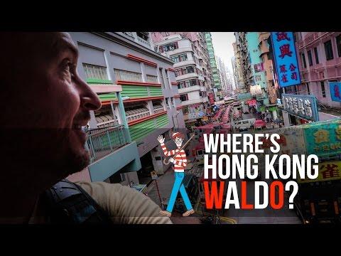 Where's Hong Kong WALDO?