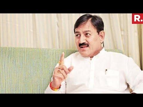 Bharatsinh Solanki Resigns As Congress Gujarat Chief