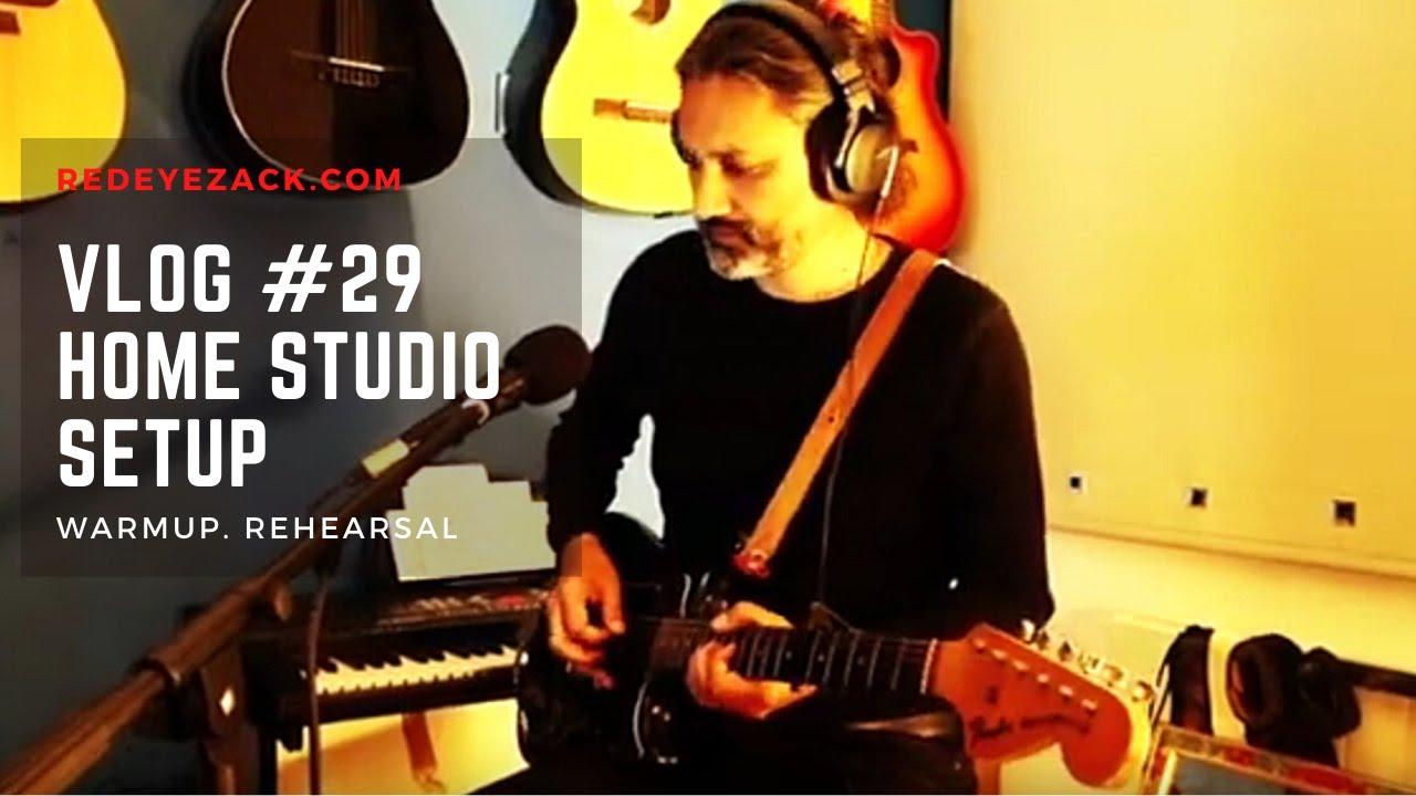 Vlog #29: Home Studio Setup