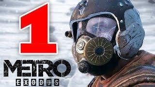 METRO EXODUS - [Walkthrough Gameplay ITA HD - PARTE 1] - IL MONDO FUORI DALLA METRO