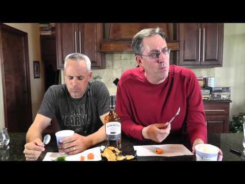 Habanero Eating Challenge & a Bowmore Scotch Test Dummies whisky review