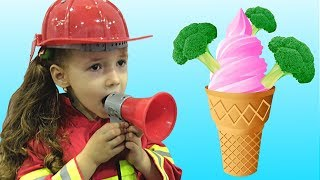 Do You Like Broccoli Ice Cream | Nursery Rhyme Song