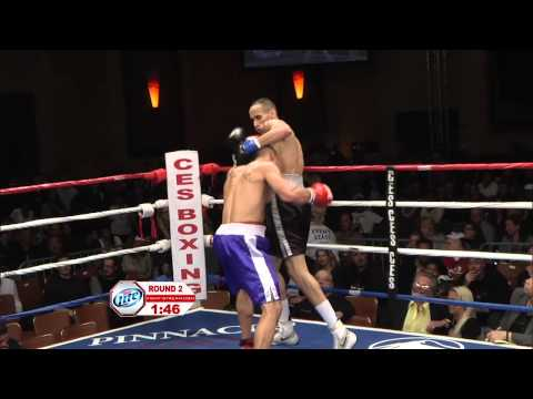 """CES BOXING PRESENTS """"WINNER TAKES ALL"""" RAY OLIVERA JR vs MIKE RODRIGUEZ"""