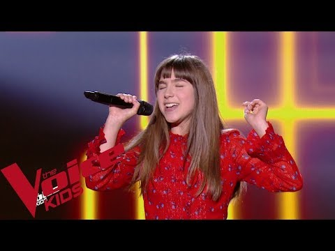 Mashmello & Anne - Marie - Friends | Leticia |  The Voice Kids France 2019 | Blind Audition