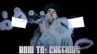 HOW TO DO CHEERIOS!!!!!