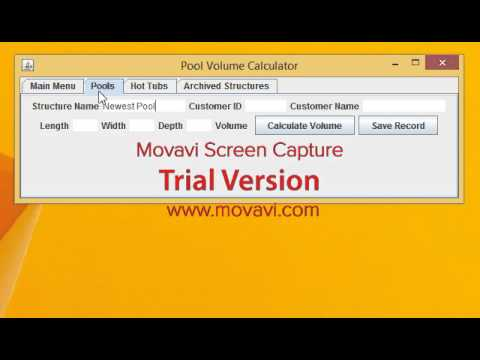 Pool volume calculator youtube - How to calculate swimming pool volume ...