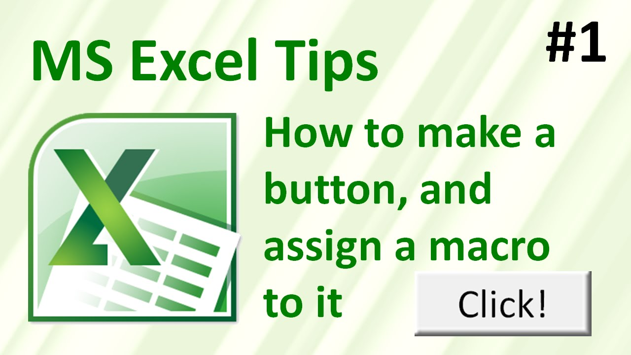 assign a new macro towards a good button