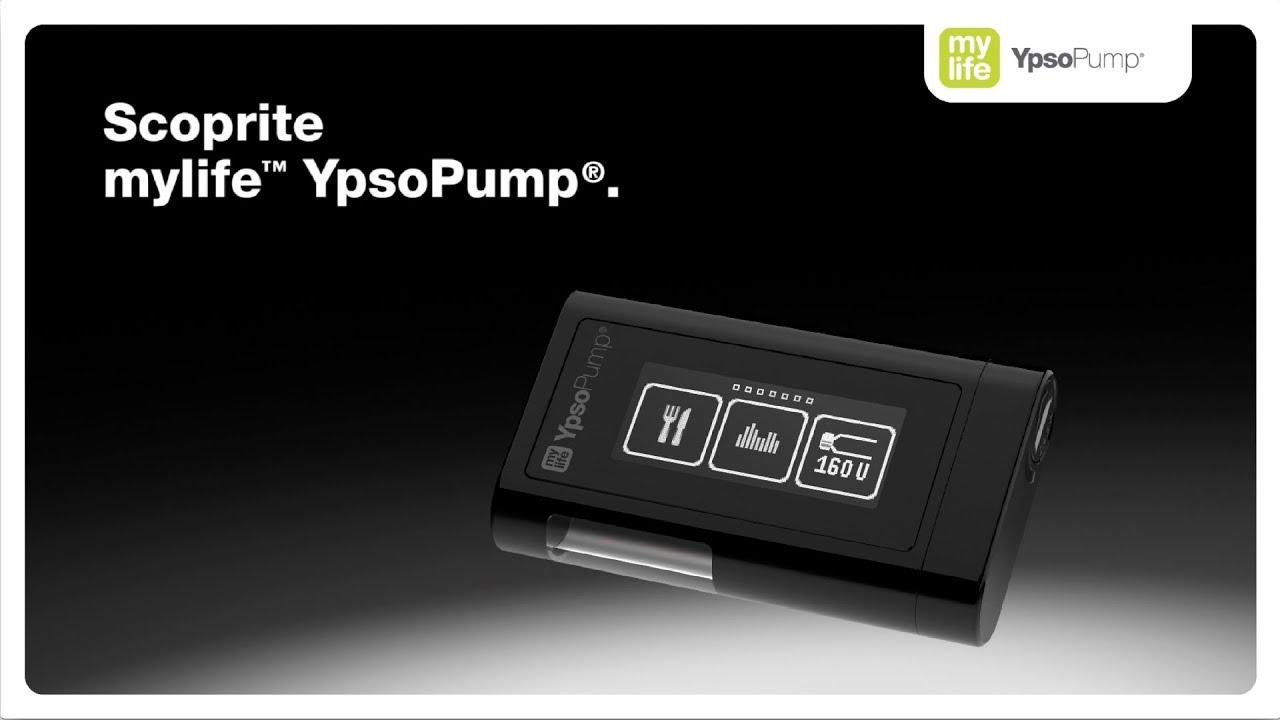 mylife YpsoPump - Scopri il sistema di pompa di insulina intuitivo