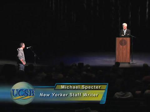 Michael Specter: Denialism