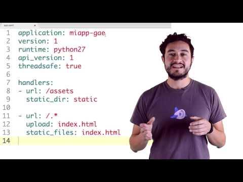 Desarrollando con el Google App Engine SDK: Hola Mundo (spanish)