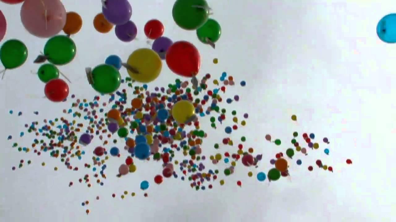 1000 luftballons starten vom dach des relexa hotel bellevue in hamburg youtube. Black Bedroom Furniture Sets. Home Design Ideas