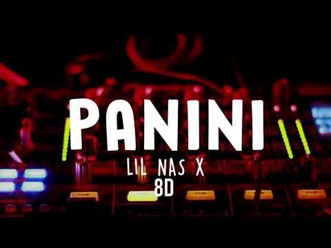 Lil Nas X - Panini (8D AUDIO) [BEST VERSION] 🎧