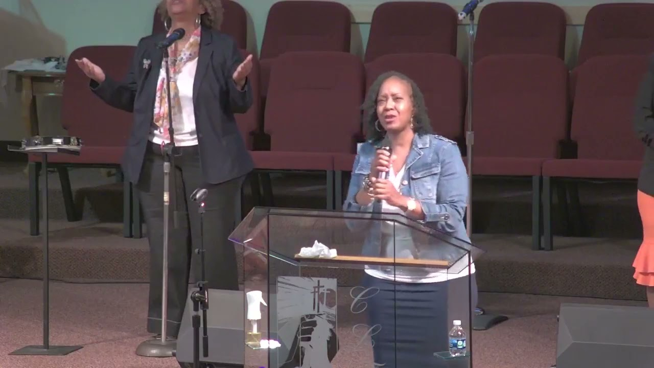 God is Our Strength by Pastor Angela Wimberly